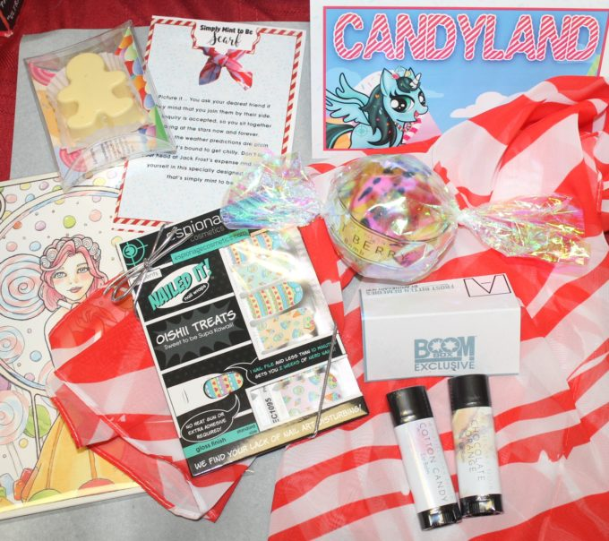 BOOM!Box is THE Beauty Box for Girls Who Are Proud to Be Geeky!