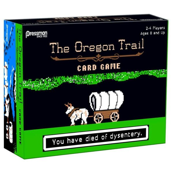 7 Geeky Board Games For The Best Cheap Night In: The Oregon Trail