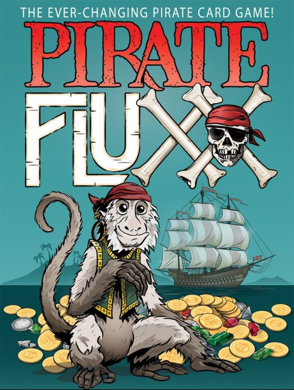 7 Geeky Board Games For The Best Cheap Night In: Pirate Fluxx