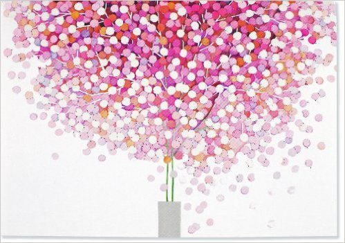 9 Gorgeous Stationery Sets That Will Make You Bring Back the Art of Letter Writing- Pink Dot Tree Stationery Set