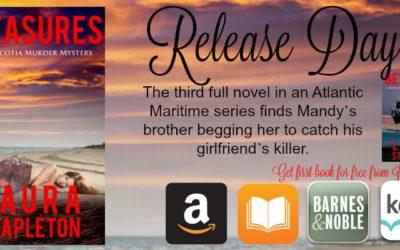 Pleasures: A Nova Scotia Murder Mystery Book Blast [FREE Book]