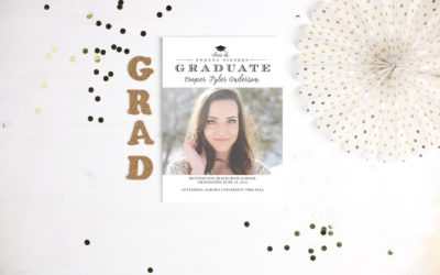Create Graduation Party Invitations That Stand Out From the Crowd