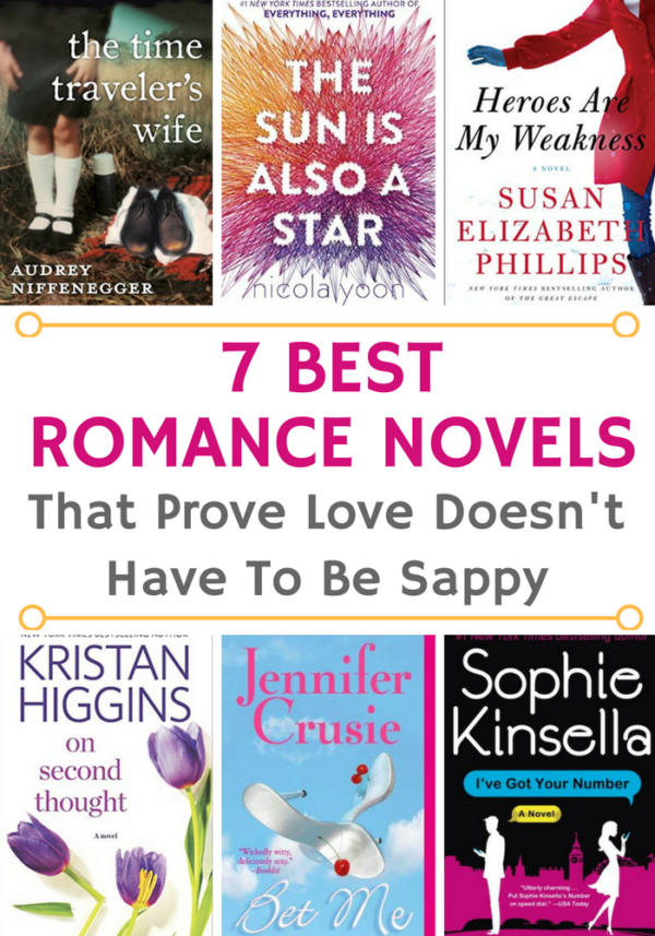 7 Best Romance Novels That Prove Love Doesn't Have To Be Sappy