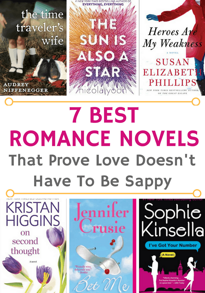 The best romance novels don't have to be sappy! See our favorite books full of romance and suspense that will top your reading list you'll love!