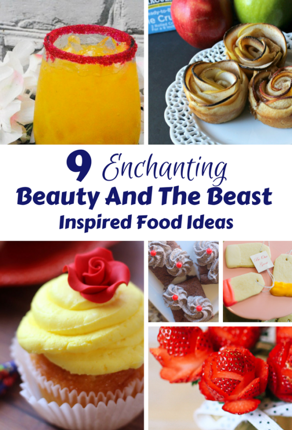 9 Enchanting Beauty And The Beast Inspired Food You Really Can Make 9 Enchanting Beauty And The Beast Inspired Food You Really Can Make