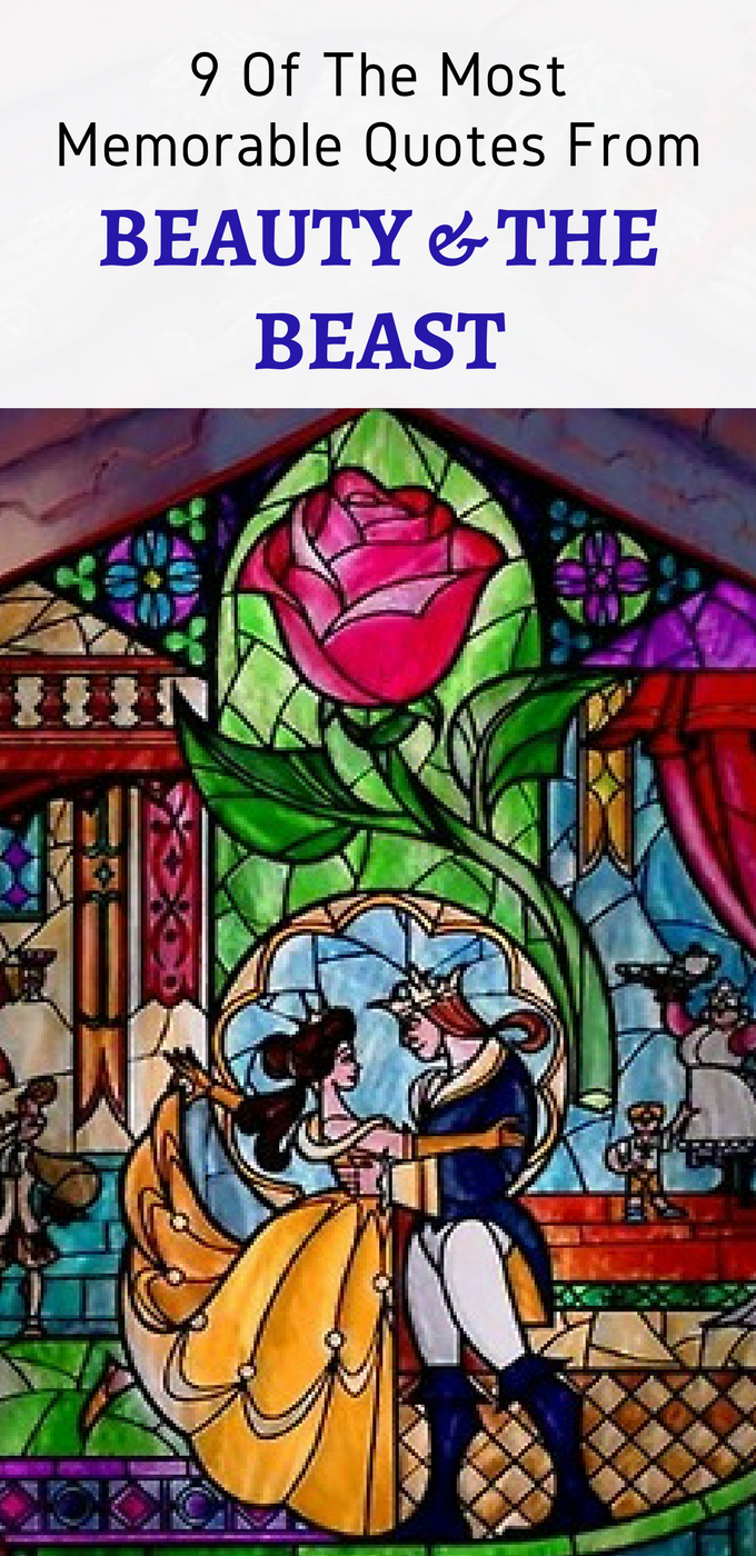 9 Of The Most Memorable Quotes From Beauty And The Beast