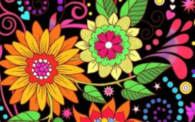 9 Stunning Adult Coloring Books Full Of Enchanted Gardens And Flowers