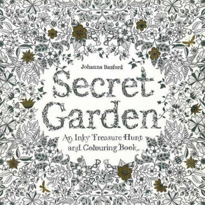 - 9 Stunning Adult Coloring Books Full Of Enchanted Gardens And Flowers -  Pretty Opinionated