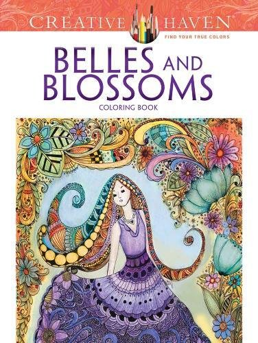 7 Fairytale Coloring Books For Adults That Will Melt Stress Away- Belles and Blossoms
