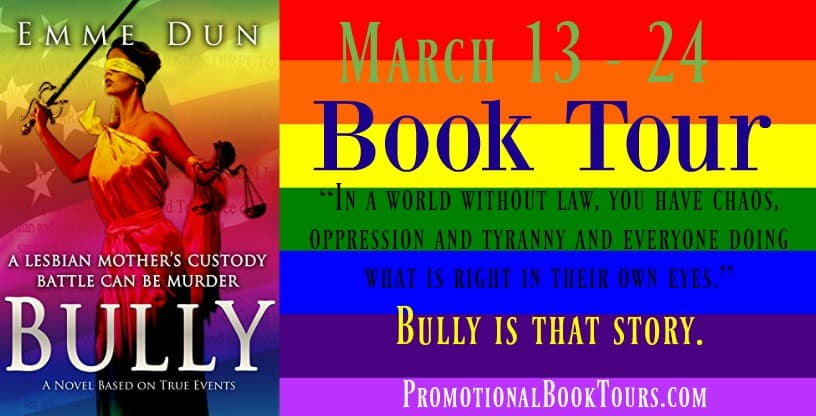Bully Book Tour: Explore the Legal & Emotional Issues Facing LGBT Parents