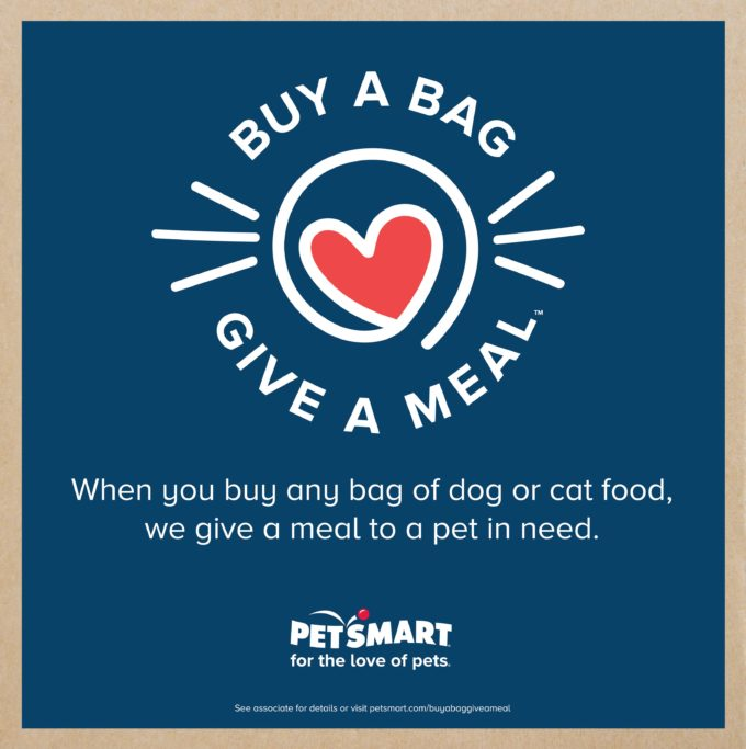 PetSmart Celebrates 30 Years With Their Biggest Philanthropic Campaign Ever!