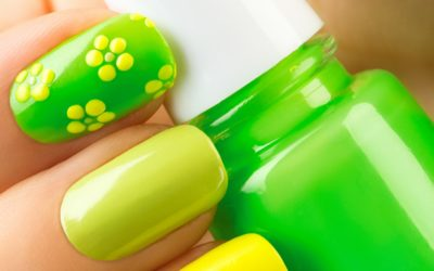 13 Adorable Easter Nail Art Ideas That Make Me Wish I Didn't Bite My Nails!