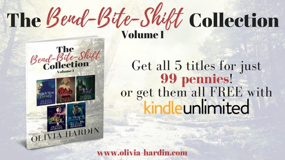 First Volume of the Bend-Bite-Shift Collection On Sale for 99 cents!