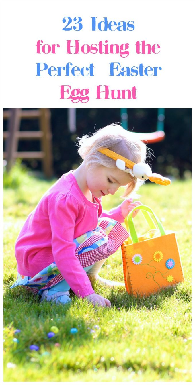 easter egg hunt ideas 23 Supplies You Need for the Perfect Easter Egg Hunt