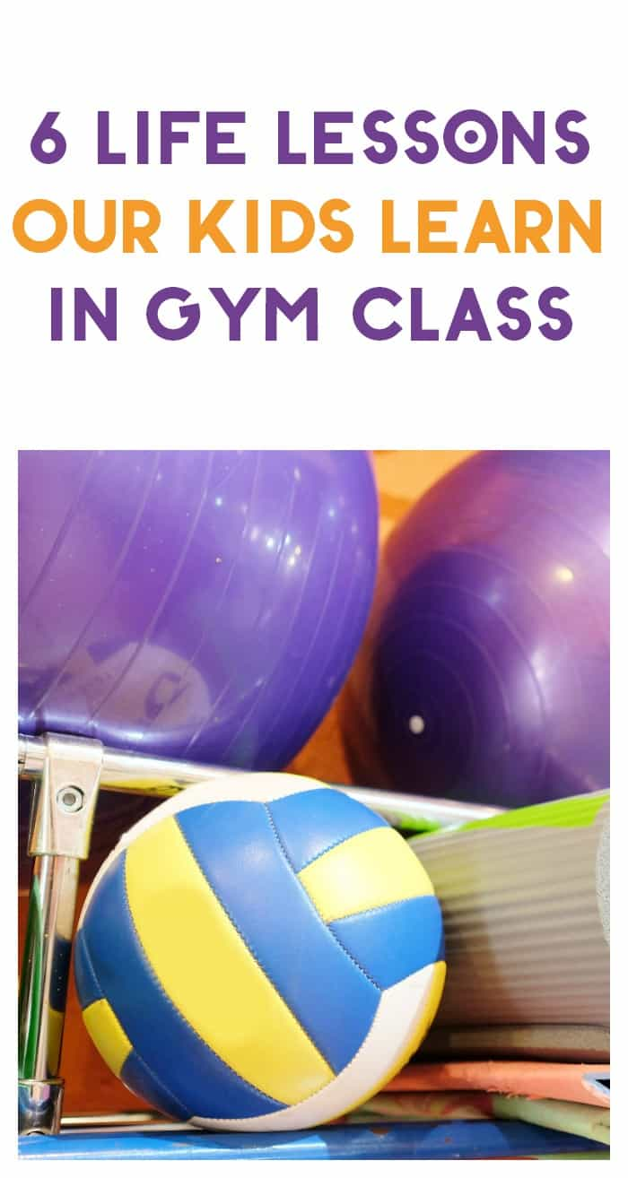 These 6 lessons our kids learn in gym class will last them a lifetime! Check them out and find out how you can protect PE in schools!