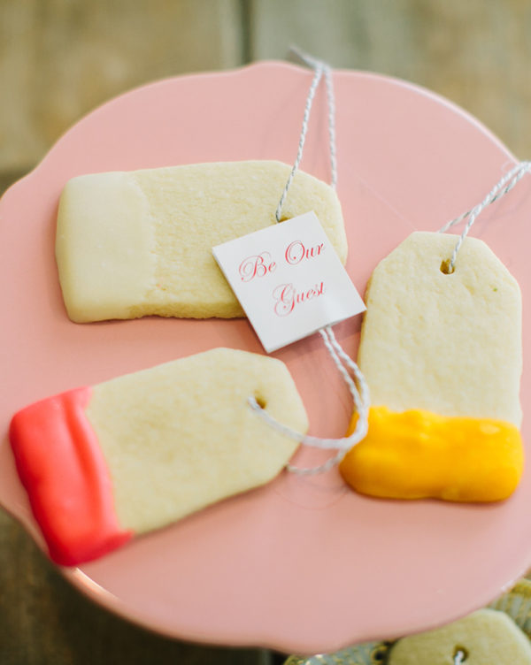 9 Enchanting Beauty And The Beast Inspired Food You Really Can Make- Tea Cookies