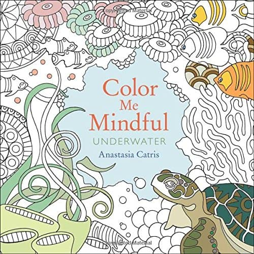 Color Me Mindful Underwater