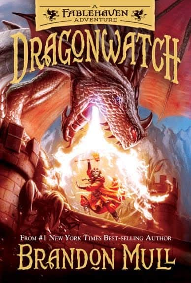 Dragonwatch Book Tour: Guest Feature from Brandon Mull!