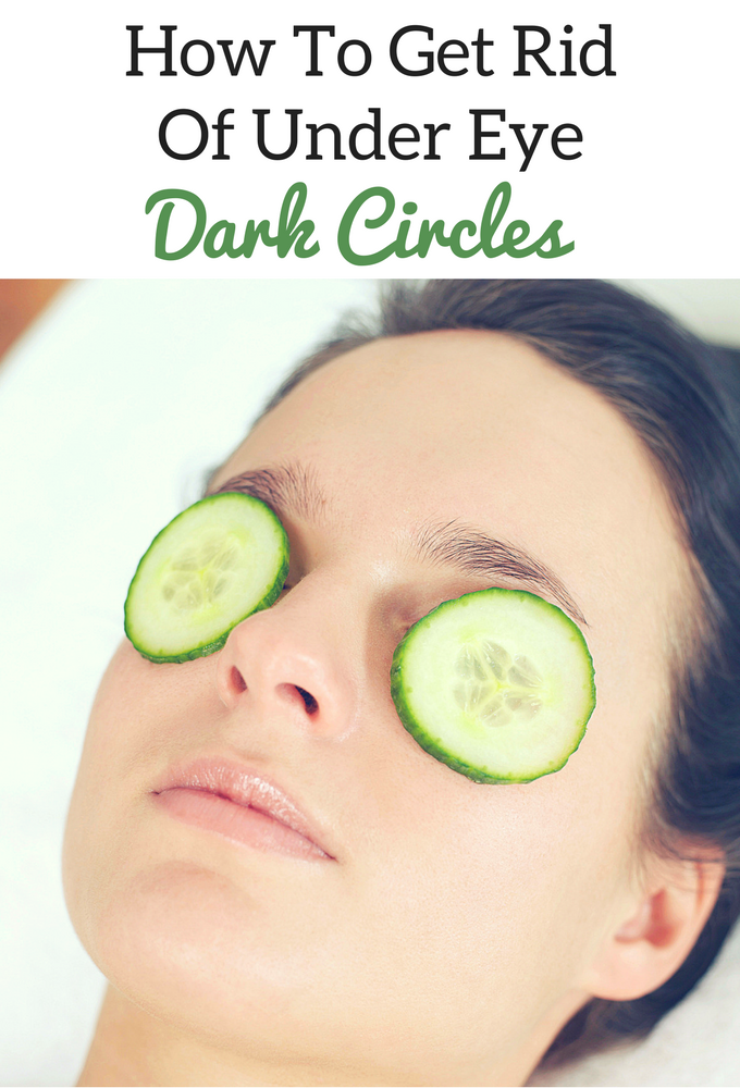 Looking for how to get rid of under eye dark circles? Check out our DIY tips including concealer options, remedies and cleanses to try!