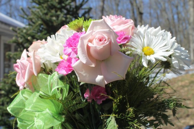 spring flowers teleflora d Celebrate Spring with Gorgeous Flowers + 7 Ways to Reuse a Flower Vase