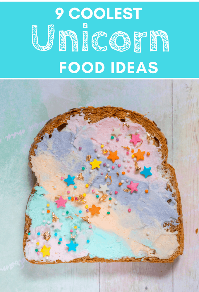 These unicorn food ideas and recipes are full of easy party snacks, fun desserts, and even savory yummy bites! You have to see all of the rainbow and sparkle madness in these fun ideas!