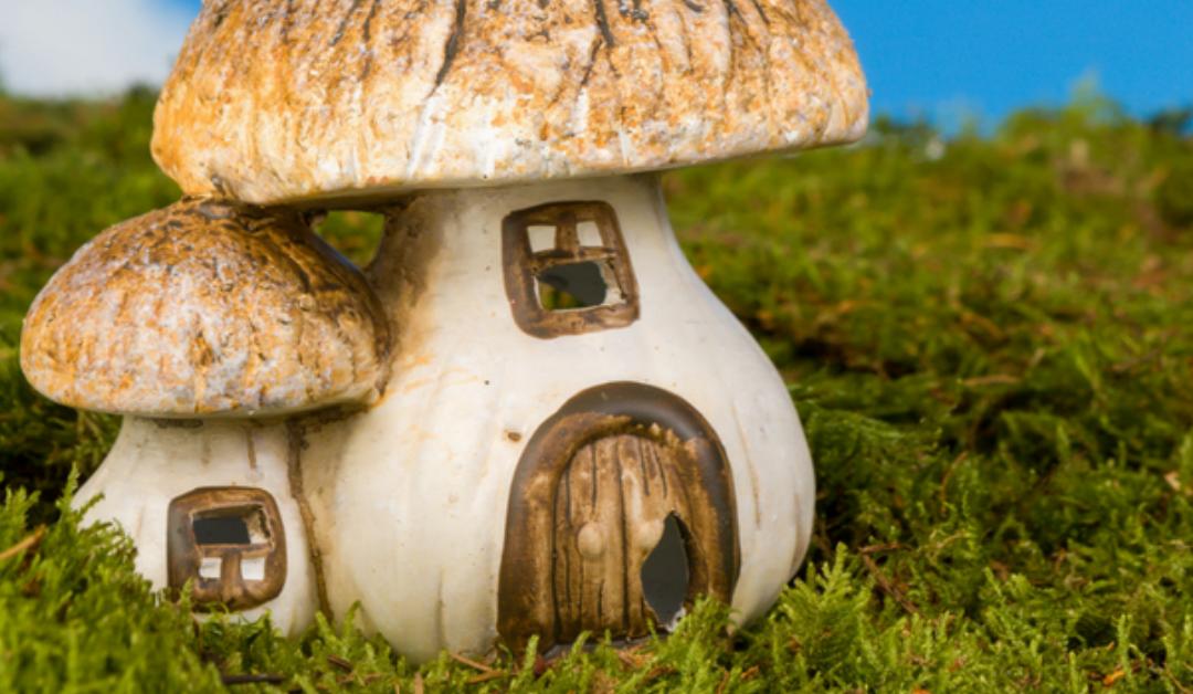 9 Easy DIY Fairy Garden Ideas On The Cheap