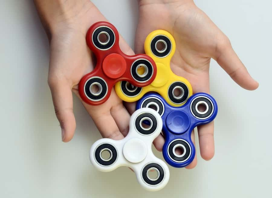 Fidget Spinner Mania! 19 Ways Fidget Spinners Are Taking Over the World