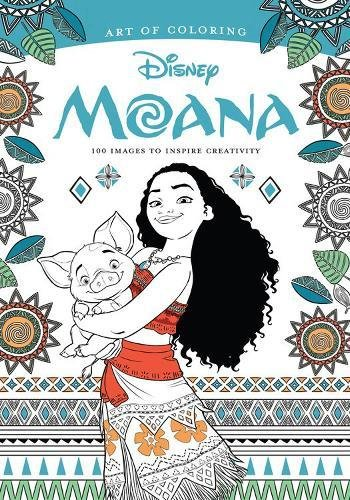 7 Grownup Coloring Books For The Kid At Heart Disney Moana