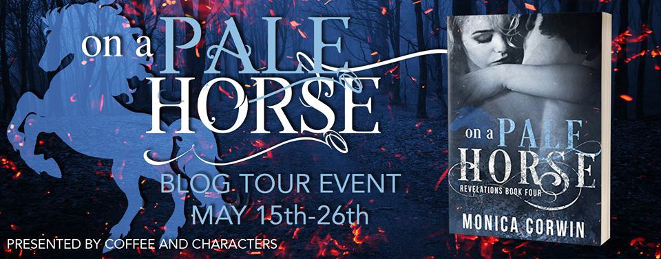 On a Pale Horse Book Tour: Read the Anticipated Conclusion to the  Revelations Series!