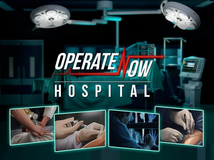 Operate Now: The Game That Puts You In Charge of Lives!