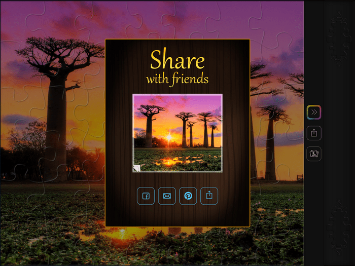 Share with Friends Image 1 Solve Nat Geo WILD Mother's Day Puzzles & You Could Win Fabulous Prizes!
