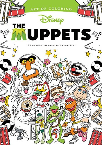 7 Grownup Coloring Books For The Kid At Heart Disney Muppets