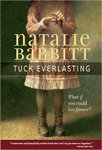 7 Bestselling Books Made Into Movies You Have To Read With Your Kids: Tuck Everlasting