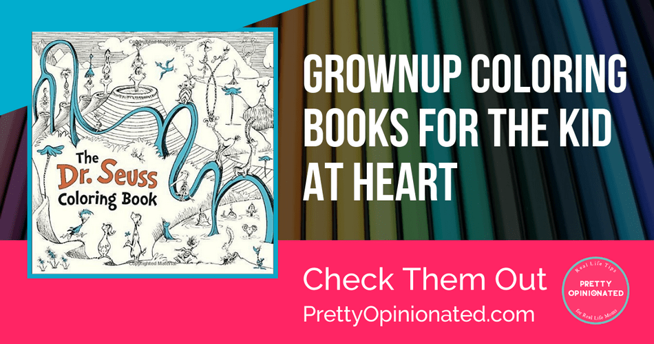 10 Fun Adult Coloring Books For The Kid At Heart