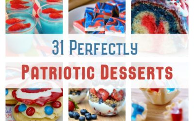 31 Perfectly Patriotic Desserts for All Your Summer Parties