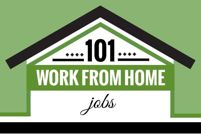 101 Work from Home Jobs That You Can Actually Do