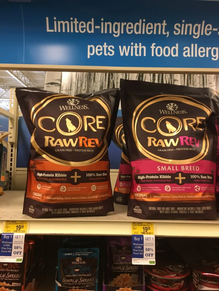 IMG 1394 Rev Up Your Active Dog's Diet with Wellness CORE RawRev #RawRevolution