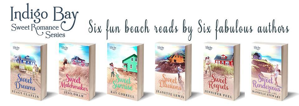 Indigo Bay Sweet Romance Series: Six Fun Beach Reads You'll Love + $100 Giveaway