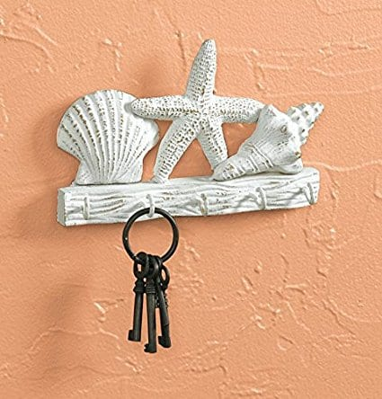 11 Beautiful Mermaid Home Decor Ideas - Key Holder