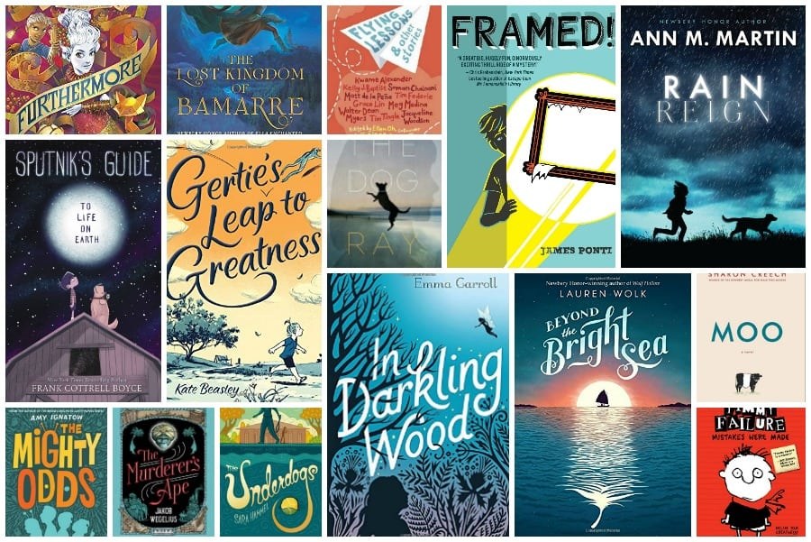 41 Summer Reading Books Your Middle Grade Kids Will Devour