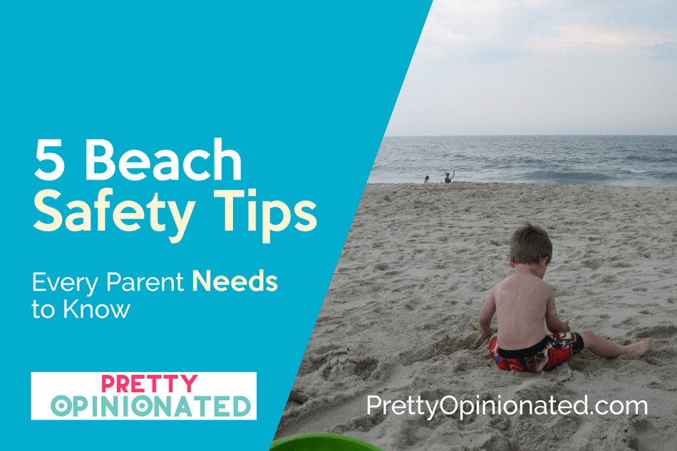 5 Beach Safety Tips Every Parent Needs to Know