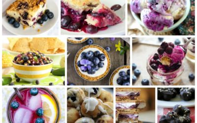 31 Must-Try Blueberry Recipes to Celebrate Summer's Berry Harvest