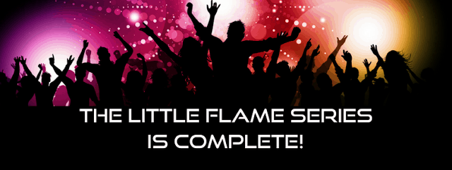 Little Flame Series is Complete Little Flame Summer Read-Along
