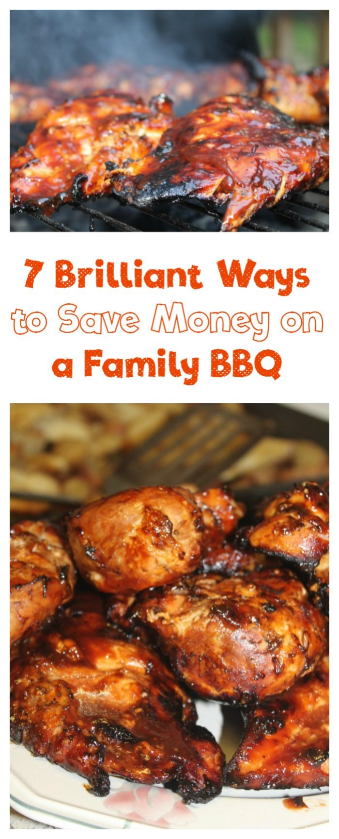 7 Brilliant Ways to Trim a Little Fat Off Your Family BBQ Budget