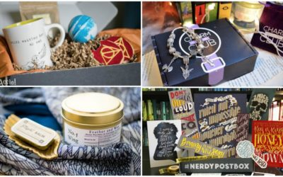 7 Must-Have Subscription Boxes for Harry Potter Fans