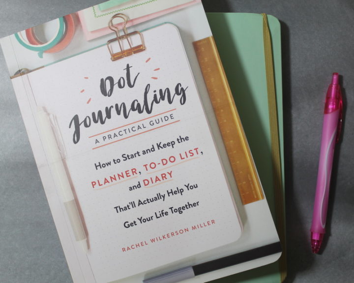 Dot Journaling 5 Back to Campus Essentials That Save Both Time and Space