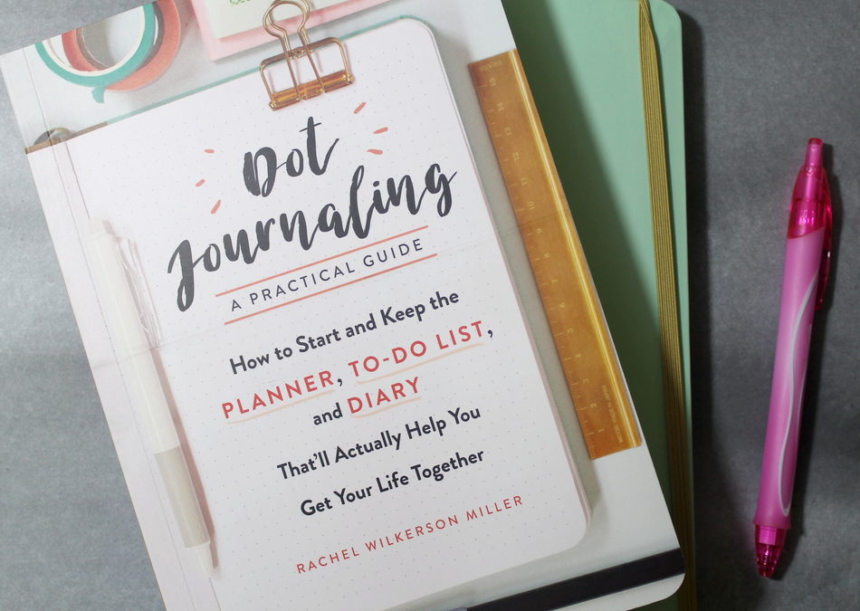 Want to Learn How to Make a Dot Journal? You Need This Book!