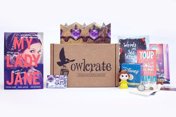 Reward yourself for surviving yet another back-to-school season with these awesome subscription boxes from Crate Joy, now 20% off!