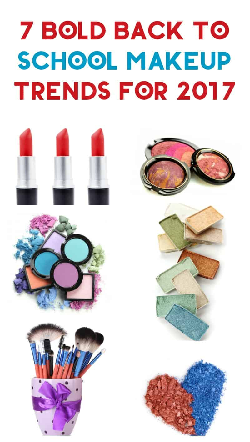 Go bold this season with the hottest back to school makeup trends! Check them out!