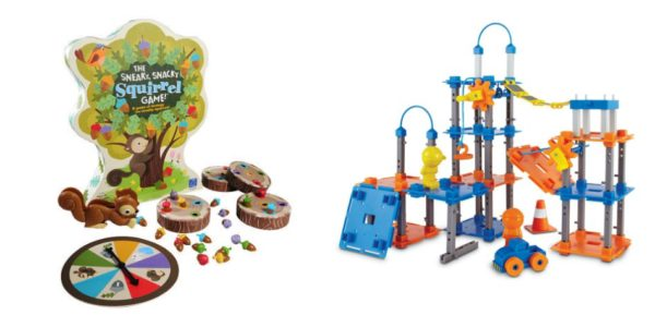 Celebrate family day with four fab toys and games for all ages! Check them out!